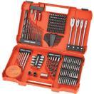 BLACK&DECKER Mixed Tool Box/Set 201 PIECE DRILL ACCESSORY SET